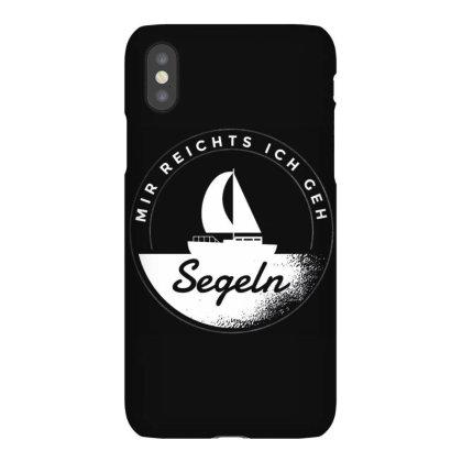 Sailing Iphonex Case Designed By Panduart