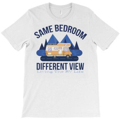 Rv Life T-shirt Designed By Panduart