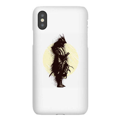 Samurai Splash Iphonex Case Designed By Panduart