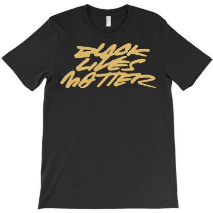 Black Lives Matter T-shirt Designed By Kiva27