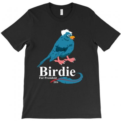 Birdie  Sanders T-shirt Designed By Rardesign