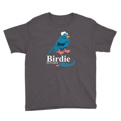 Birdie  Sanders Youth Tee Designed By Rardesign