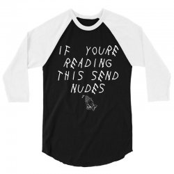 If You're Reading This Suh Dude 3/4 Sleeve Shirt | Artistshot
