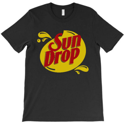 Sun Drop Citrus Soda T-shirt Designed By Kamprett Apparel