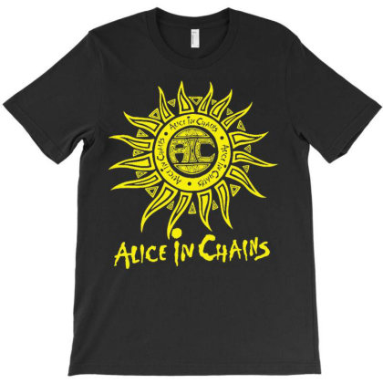 Top Zz814 Alice In Chains Sun Logo Best Trending T-shirt Designed By Schulz-12