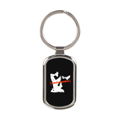 Ridiculousness Rectangle Keychain Designed By Schulz-12