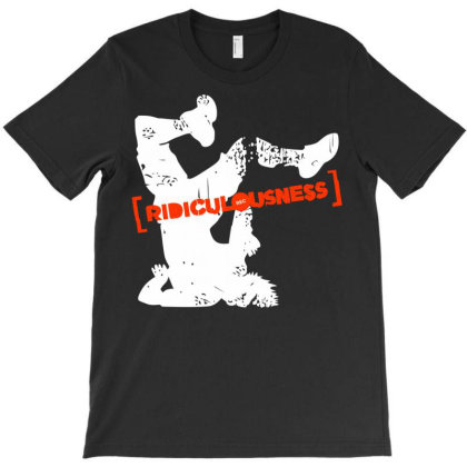 Ridiculousness T-shirt Designed By Schulz-12