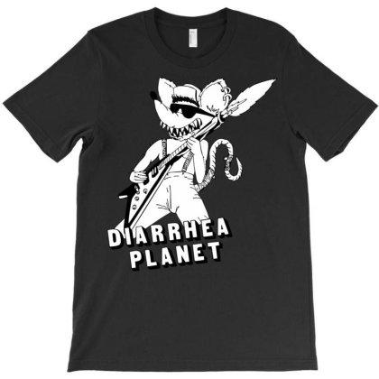 Silhouette Diarrhea T-shirt Designed By Schulz-12
