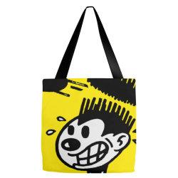 nervous records Tote Bags | Artistshot