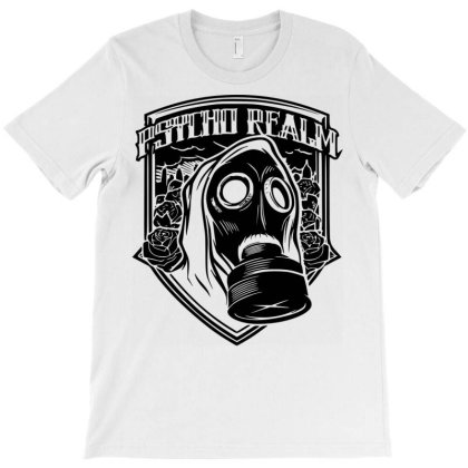 Psycho Realm Women's T-shirt Designed By Schulz-12
