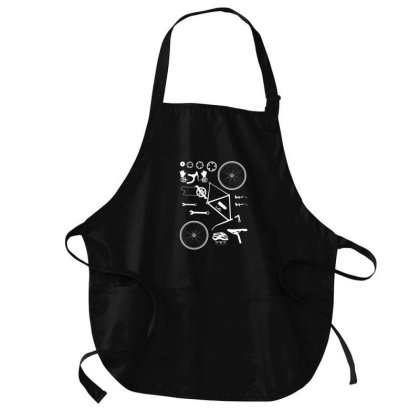 Bicycle Cyclopath Bike Hobby Exploded Medium-length Apron Designed By Schulz-12
