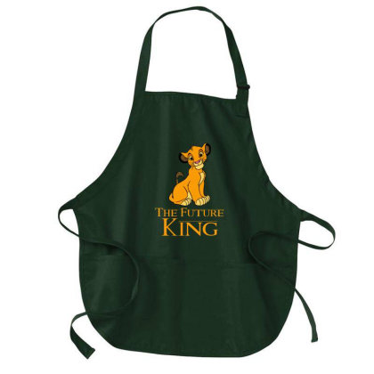The Future King Medium-length Apron Designed By Schulz-12