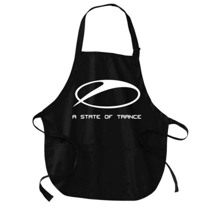 A State Of Trance Medium-length Apron Designed By Schulz-12