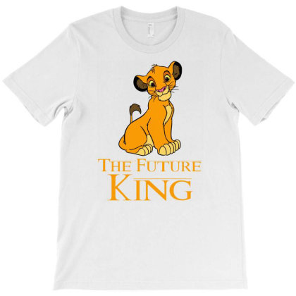 The Future King T-shirt Designed By Schulz-12