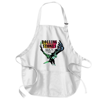 Music Medium-length Apron Designed By Disgus_thing