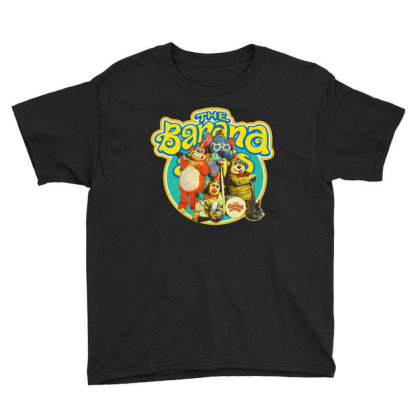 The Banana Splits Youth Tee Designed By Becket