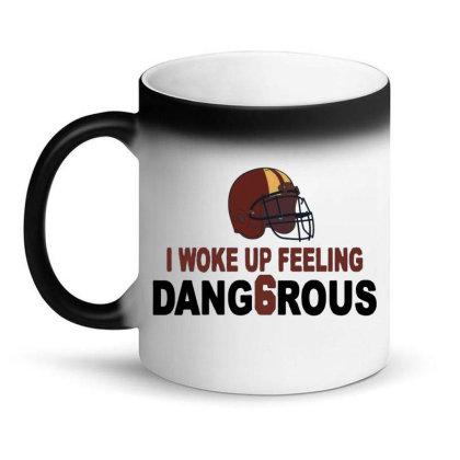 Baker Mayfield I Woke Up Feeling Magic Mug Designed By Hot Pictures