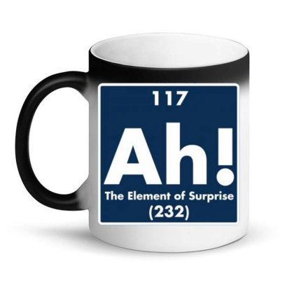 Element Surprise Magic Mug Designed By Francesn