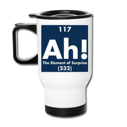 Element Surprise Travel Mug Designed By Francesn