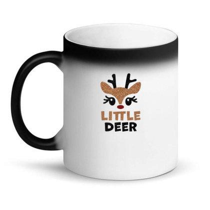Little Deer Magic Mug Designed By Sengul