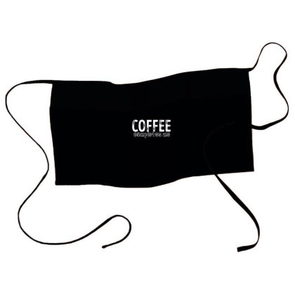 Coffee Completes Me Waist Apron Designed By Bettercallsaul