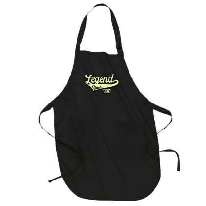 Legend Since 1966 Full-length Apron Designed By Bettercallsaul