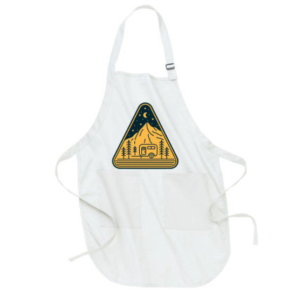 Stay And Relax Full-length Apron Designed By Quilimo