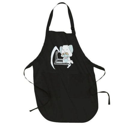 Cat Full-length Apron Designed By Disgus_thing