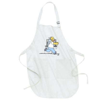 Homer Full-length Apron Designed By Disgus_thing