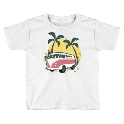 Travel 1 Toddler T-shirt Designed By Panduart