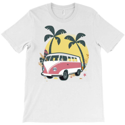 Travel 1 T-shirt Designed By Panduart