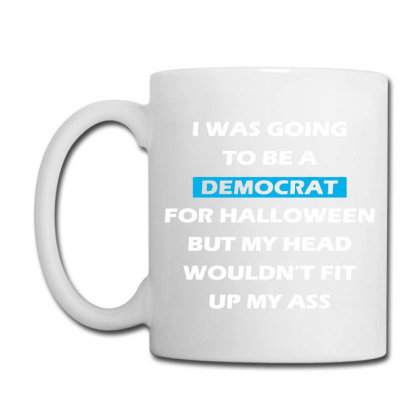 Democrat For Halloween Coffee Mug Designed By Hot Pictures