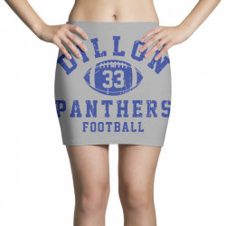 DILLON PANTHERS FOOTBALL Mini Skirts | Artistshot