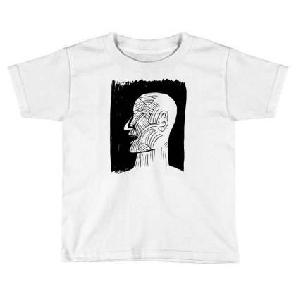 Ancient Man Toddler T-shirt Designed By Beeyou