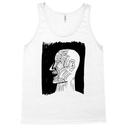 Ancient Man Tank Top Designed By Beeyou
