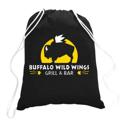 Buffalo Wild Wings Drawstring Bags Designed By Top One