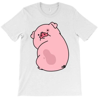 Waddle Monster Scream T-shirt Designed By Rava Kuncara