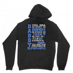 DADDY - Fathers Day - Gift for Dad Unisex Hoodie | Artistshot