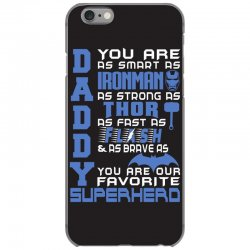 DADDY - Fathers Day - Gift for Dad iPhone 6/6s Case | Artistshot