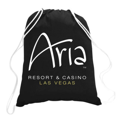 Aria Resort And Casino Las Vegas Drawstring Bags Designed By Top One
