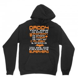 DADDY - Fathers Day - Gift for Dad_(O) Unisex Hoodie | Artistshot