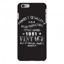 vintage 1951 iPhone 6 Plus/6s Plus Case | Artistshot