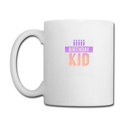 Birthday Kid Coffee Mug