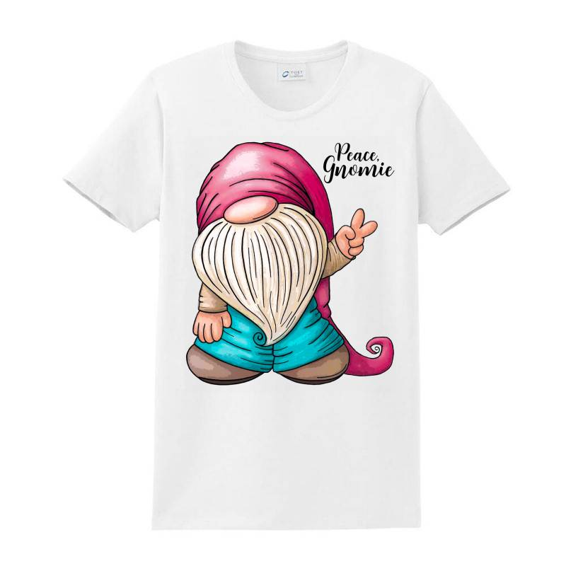 Peace Gnomie Ladies Classic T-shirt | Artistshot