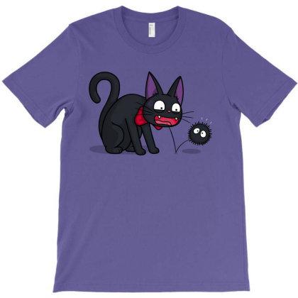 Hairball! T-shirt Designed By Raffiti