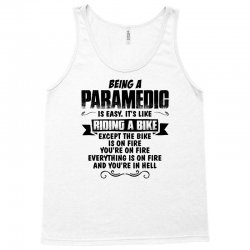 being a paramedic Tank Top | Artistshot
