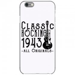 rocking since 1943 iPhone 6/6s Case | Artistshot