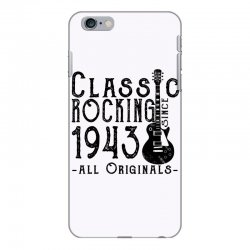 rocking since 1943 iPhone 6 Plus/6s Plus Case | Artistshot
