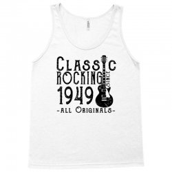 rocking since 1949 Tank Top | Artistshot