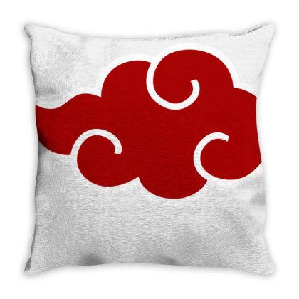 Itachi Akatsuki Throw Pillow Designed By Macarirro